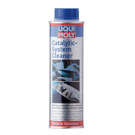 Aditiv benzina Liqui Moly curățitor catalizator