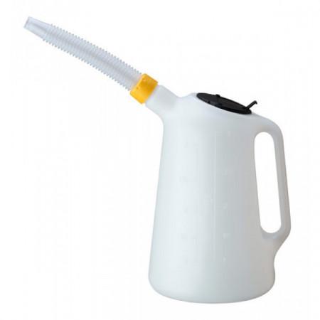Recipient Liqui Moly de măsurare ulei - din plastic