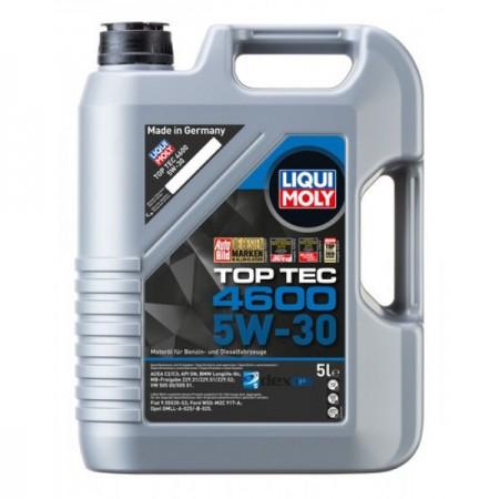 Ulei de motor Liqui Moly Top Tec 4600 5W-30 (3756) (2316) 5L