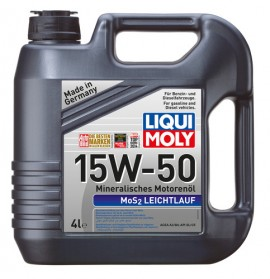 Ulei Liqui Moly Super Low Friction Motor Oil MoS2 15W-50 (2457) 4L