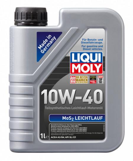 Ulei motor Liqui Moly MoS2 Leichtlauf 10W-40 (2626) 1L
