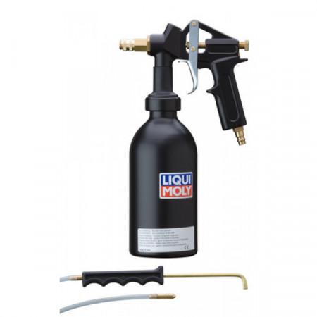 Pistol Liqui Moly cu recipient sub presiune pentru umplere cavităţi