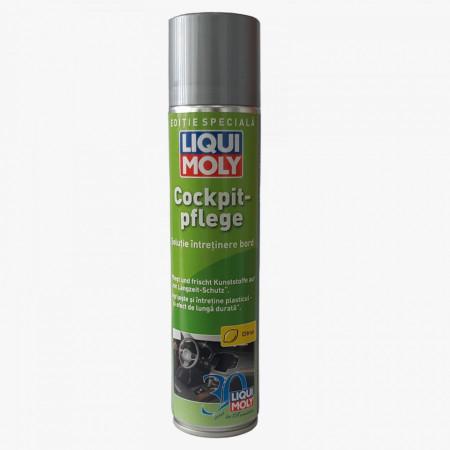 Solutie de lustruit bordul Liqui Moly - Editie Speciala 300ml (21439)