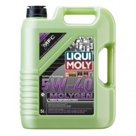 Ulei motor Liqui Moly Molygen New Generation 5W-40 (8536) 5L