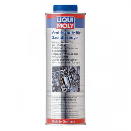 Aditiv benzină Liqui Moly protectie supape pentru vehicule dotate cu CNG-LPG