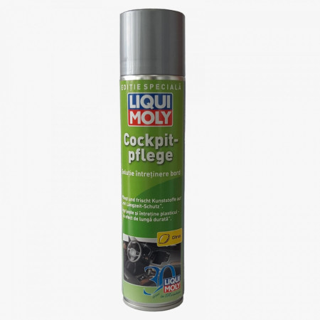 Solutie de lustruit bordul Liqui Moly - Editie Speciala 300ml (21438)