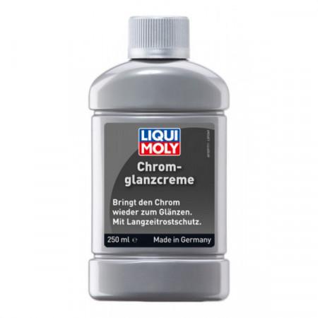 Soluție Liqui Moly de lustruit piese cromate