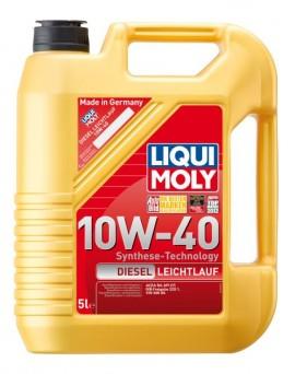 Ulei de motor Liqui Moly Diesel Leichtlauf 10W 40 (1387)(21315) 5L