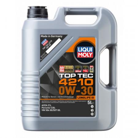 Ulei de motor Liqui Moly Top Tec 4210 0W-30