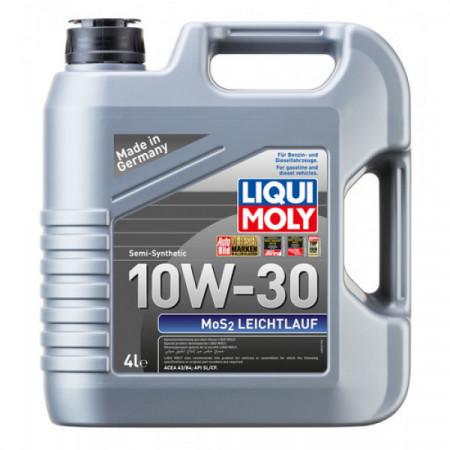Ulei motor Liqui Moly MOS2 Leichtlauf 10W-30 (2627) (8945) 4L