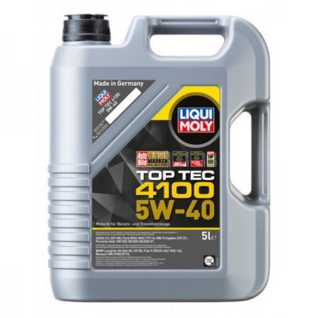 Ulei motor Liqui Moly Top Tec 4100 5W-40 (3701) (2686) (9511) 5L