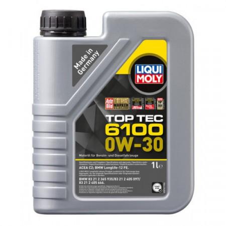 Ulei motor Liqui Moly Top Tec 6100 0W30 / 1l (20777)
