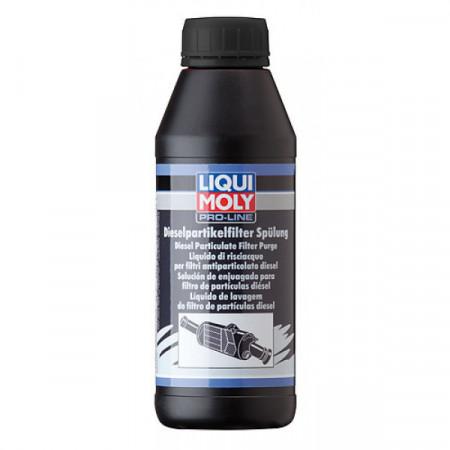 Solutie Liqui Moly Pro-Line clatire filtru de particule Liqui Moly DPF