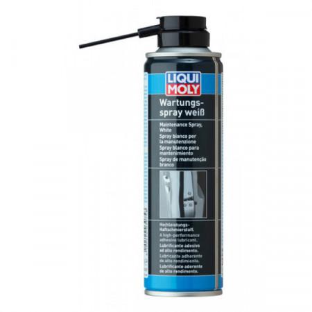 Spray Liqui Moly de întreţinere alb