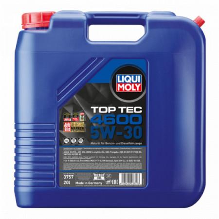 Ulei de motor Top Tec 4600 5W-30 (3757 ) 20L