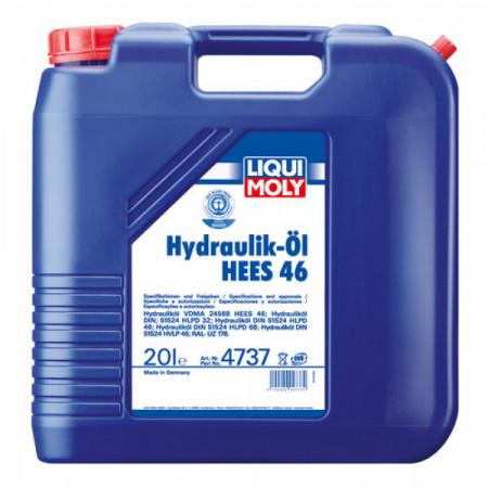 Ulei hidraulic Liqui Moly HEES 46 Biodegradabil