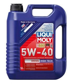 Ulei motor Liqui Moly Diesel Hightech 5W-40 (2696) 5L