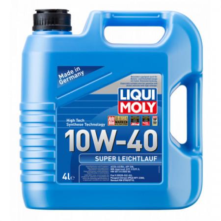 Ulei motor Liqui Moly Super Leichtlauf 10W-40 (2625) (9504) 4L
