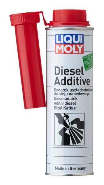 Aditiv motorina Liqui Moly