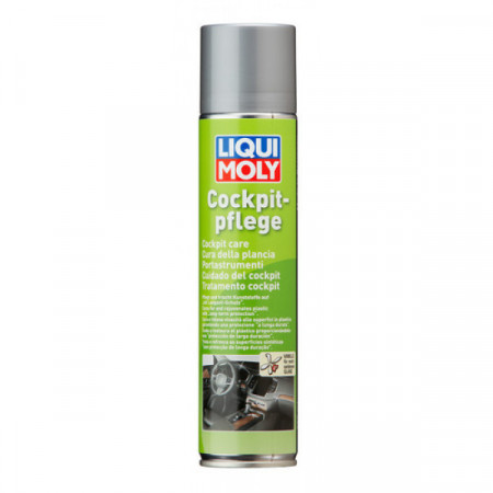 Spray Liqui Moly întreţinere bord - vanilie