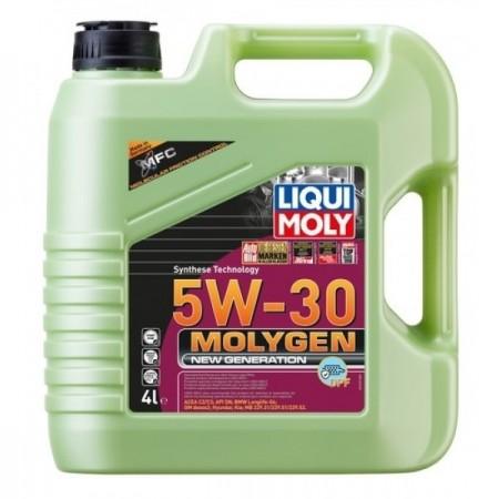 Ulei motor Liqui Moly Molygen New Generation 5W-30 DPF (21225)4L