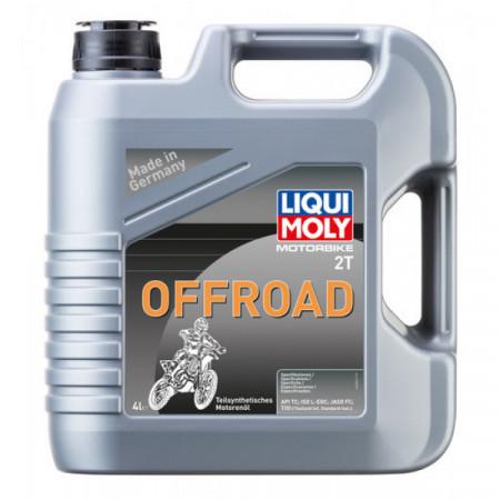 Ulei motor Liqui Moly Motorbike 2T Offroad