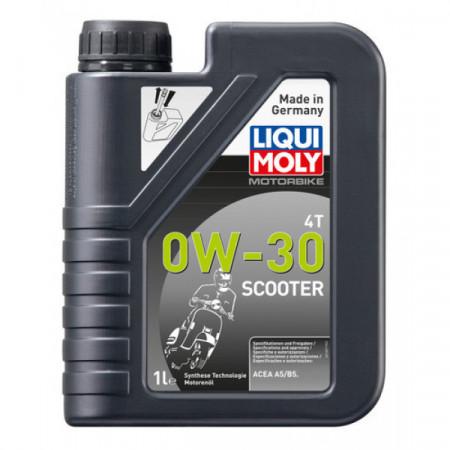 Ulei motor Liqui Moly Motorbike 4T 0W-30 Scooter