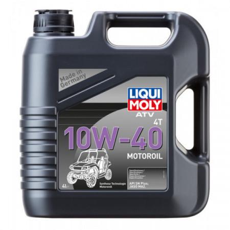 Ulei motor Liqui Moly Motorbike ATV 4T 10W-40