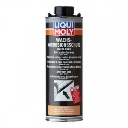 Ceara Liqui Moly pentru protecţie podea - antracit/maro