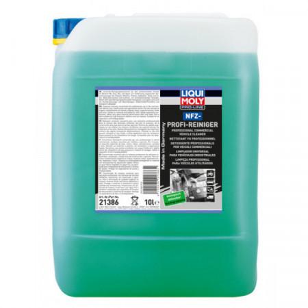 Soluţie Liqui Moly Pro - Line de curăţare profesională pentru vehicole