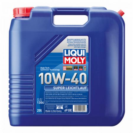 Ulei motor Liqui Moly Super Leichtlauf 10W-40 (1304) 20L