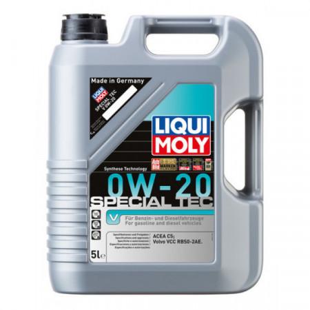 Ulei motor Liqui Moly Special Tec V 0W 20 (20632) 5L