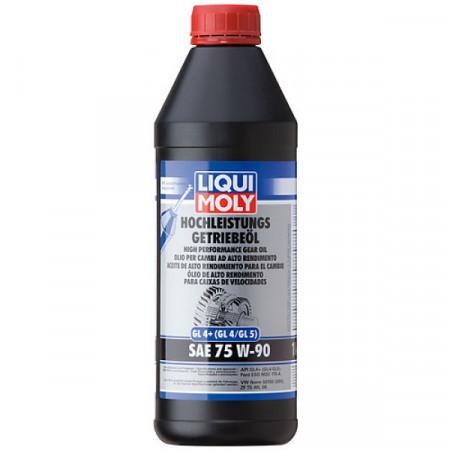 Ulei transmisie Liqui Moly (GL 4+) SAE 75W-90