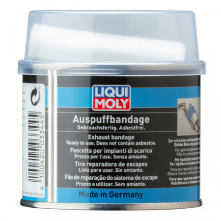 Bandaj Liqui Moly pentru instalațiile de eșapament