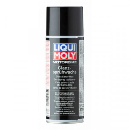 Spray Liqui Moly cu ceară Motorbike