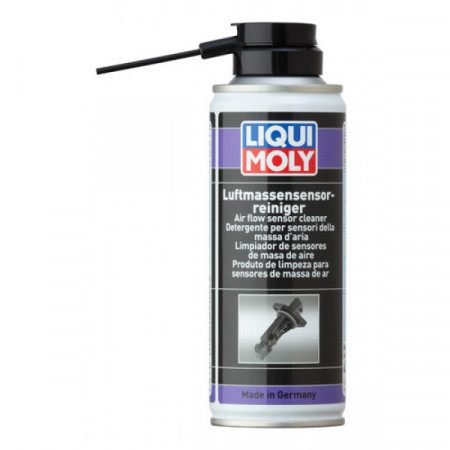 Spray Liqui Moly de curăţare senzor debitmetru aer