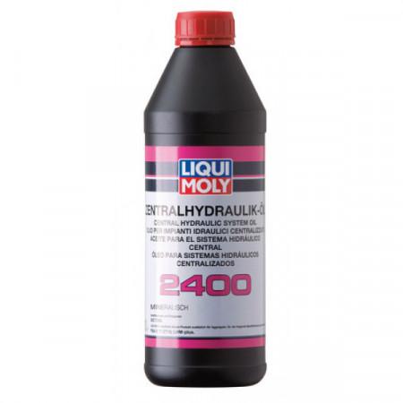 Ulei Liqui Moly pentru sistemul hidraulic centralizat 2400