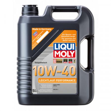 Ulei motor Liqui Moly Leichtlauf Performance 10W-40