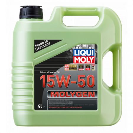 Ulei motor Liqui Moly Molygen New Generation 15W-50