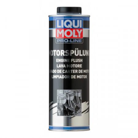 Solutie Liqui Moly Pro-Line de clătire a motorului pe interior