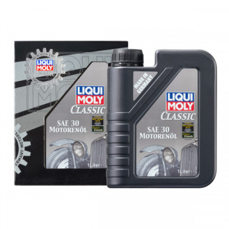 Ulei motor Liqui Moly Clasic SAE 30 (1132) 1L