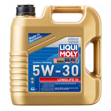 Ulei Motor LIQUI MOLY Longlife III 5W-30