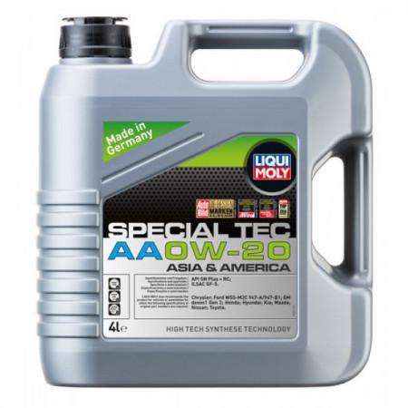 Ulei motor Liqui Moly Special Tec AA 0W 20 (9705) 4L