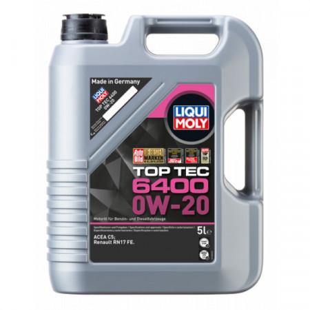 Ulei motor Liqui Moly Top Tec 6400 0W-20