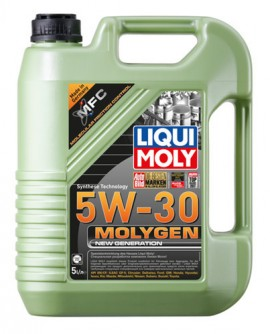 Ulei motor Molygen New Generation 5W-30 (9952) 5L