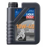 Ulei motor Liqui Moly Motorbike 4T 10W-40 Basic Offroad