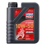 Ulei motor Liqui Moly Motorbike 4T 10W-50 Offroad Race