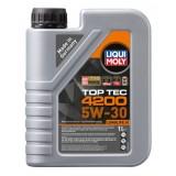 Ulei de motor Liqui Moly Top Tec 4200 5W-30 - (3706) (2691) (8972) 1L