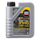 Ulei de motor Liqui Moly Top Tec 4100 5W-40 (3700) (2682) (9510) 1L