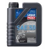 Ulei motor Liqui Moly Motorbike HD Clasic SAE 50 Street